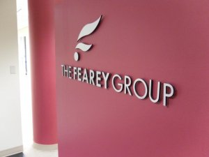 Fearey Group Sign Pic