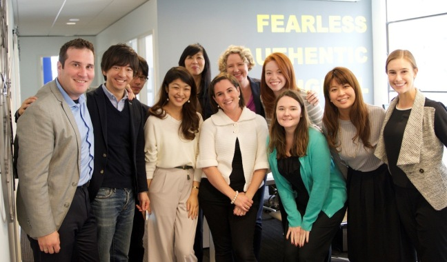 TFG and Japanese Visit